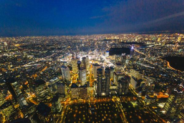 1都3県賃貸住宅市況図と東京23区ハイクラス賃貸住宅の市場動向